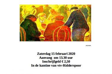 Klaverjassen 15 februari