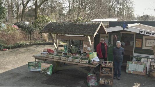 de tuinwinkel